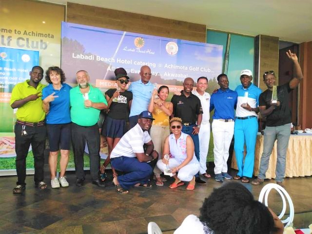 Achimota Club partners Labadi Beach Hotel for special golf tournament